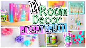 DIY Room Organization And Decorations