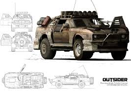 ArtStation - Outsider, Jesper Andersen | Props | Pinterest ... Outfitting Ford Trucks For Off Road Use Part 1 Bug Out Truck Blog What Is The Best Vehicle Zketf Outbreak Task Force Epic 4x4 Beast E350 Van Youtube Top 3 Vehicles Camper Adventure Mid Size Truck The Joy Of Drive Accsories Bozbuz Makes A Good Bugout Vehicle Is An Rv Prepper Journal Project Bug Out Expedition Portal Podcast With Josh Collier Beat End 2012 Svt Raptor Supercrew Bugout Dino Recoil