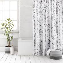 shower curtains modern bathroom basics bouclair