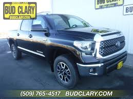 100 Moses Lake Truck Sales New 2018 Toyota Tundra SR5 CrewMax 55 Bed 57L In WA