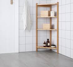 ikea rågrund eckregal bambus badezimmer regal ragrund