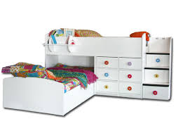 Berg Furniture Sierra Captain s Bed for Two
