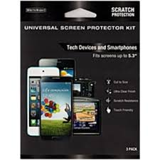 Nokia Mural 6750 Unlocked by Amazon Com Writeright Universal Screen Protector Kit Cell Phones