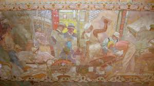 Mural Diego Rivera Edificio Rockefeller by At The Time Of Its Completion In 1930 The Chrysler Was The