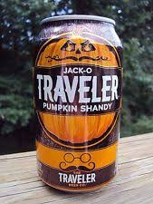 Travelers Pumpkin Beer by Other Us Cans Cans Us At Beer Collectibles