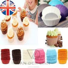 Cookware Dining Bar High Quality Cupcake Cases Standard Size Polkadot Striped MEGA LISTING
