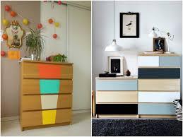 customiser le papier ikea transformer un meuble ikea la commode malm commode malm ikea
