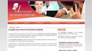 le guide pour devenir secrétaire médicale
