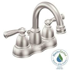 Delta Mandara 8 Faucet by Moen Banbury 4 In Centerset 2 Handle Bathroom Faucet In Spot