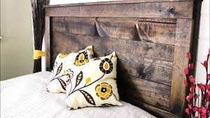 A Simple Wooden Headboard Is Great Addition To Any Bedroom But They Especially Work