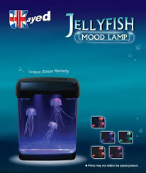 Jellyfish Mood Lamp Amazon by Ukayed Jelly Fish Mood Lamp Relaxing Table Designer Night