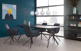 blue wall design esszimmer ideen 10 top tipps