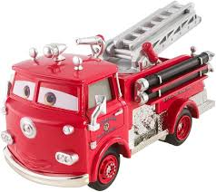 Mattel Disney Cars Precision Series Red Fire Truck Vehicle ... Disney Cars Toys Shiny Mater Wheelie At Toystop Toon Maters Tall Tales Part 1 Rescue Squad Pixar 3 Tow Radio Control And 22 Similar Items Pin By Joel Offerman On Ftf Pinterest Truck Recue Saves Lightning Mcqueen Fire Red Die Cast Fire Engine Shopdisney Fisher Price Disney Shake N Go Lightningsherifffire Materfin Bgkokthailand February 05 2015 Tokyo Toy Car Japan Fireengines Visits Fisher Price Little People Truck