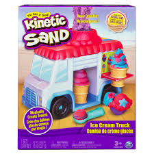 Spin Master - Kinetic Sand Kinetic Sand – Ice Cream Truck