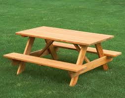 woodworking plans reviewed how to build a picnic table step by