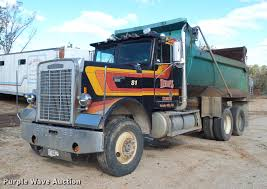 1981 Freightliner FLC Dump Truck | Item BV9212 | SOLD! Novem...