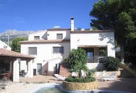 100 Rustic Villas Altea Spectacular Rustic Style Villa In The Sierra De Altea