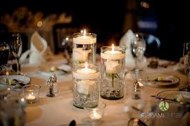 Wedding Reception Centerpiece Ideas With Candles
