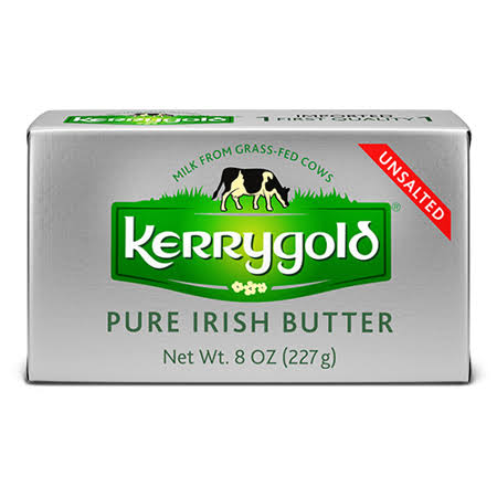 Kerrygold Pure Irish Butter - Unsalted, 8oz