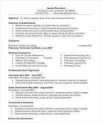 Tech Resume Template Example Virginia Templates