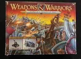 Vintage Weapons Warriors Power Catapult Set