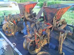 Restoration of a Covington 2 Row P Yesterday s Tractors
