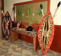 Safari Decorated Living Rooms by African Themed Furniture Decorating With A Safari Theme 16 Wild