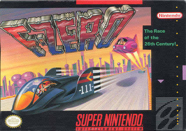 F-Zero [Super Nintendo Game]