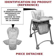 assise chaise haute housse chaise haute omega housse assise chaise haute bebe tex