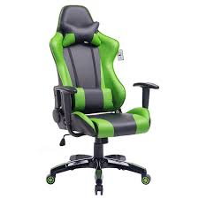 CTF PRO High Back Metal Frame Swivel Gaming Chair With 3-D Adjustable  Armrests, Green Xtrempro G1 22052 Highback Gaming Chair Blackred Details About Ergonomic Racing Gaming Chair High Back Swivel Leather Footrest Office Desk Seat Design Computer Axe Series Blackred Check Out Techni Sport Racer Style Video Purple Shopyourway Topsky Pu Executive Merax 217lx 217w X524h Blue Amazoncom Mooseng New Lumbar Support And Headrest Akracing Masters Premium Highback Carbon Black Energy Pro