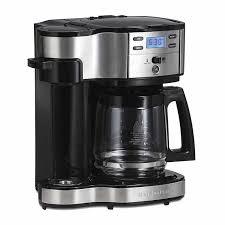 Hamilton Beach 49980A Single Serve Coffee Maker