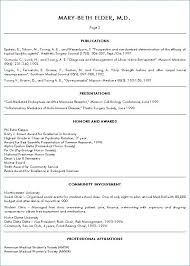 Medical Field Resume Examples Format For Job New Objective