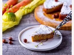 karotten nuss kuchen