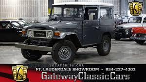 100 1980 Toyota Truck FJ40 For Sale 2203702 Hemmings Motor News
