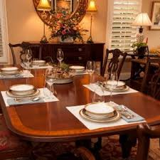 Design Ideas For A Medium Sized Victorian Open Plan Dining Room In San Diego With Beige