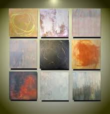 Multiple Canvases Polyptych