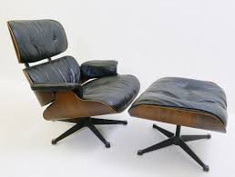 Eames Lounge Chair & Ottoman 1st Edition - Rosewood And ...
