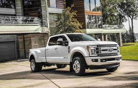 First $100K Ford Pickup Among New 2018 Super Duty Line-up | Medium ... 2017 Ford F250 Super Duty Autoguidecom Truck Of The Year Work Rugged Ridge 8163001 All Terrain Fender Flares 9907 F 2019 Lariat Transformer By Deberti Ford 4x4 Crewcab Pickup Truck Cooley Auto 2012 Crew Cab Approx 91021 Miles Reviews And Rating Motortrend Used 2008 Service Utility For Sale In Az 2163 Loses Some Weight But Hauls More Than Ever The A Big Truck That A Little Lady Can Handle 2016 Motor Trend Canada
