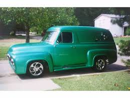 100 1955 Ford Panel Truck Amazing Photo Gallery Some Information And