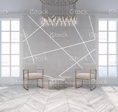 futuristische wohnzimmer weiße armcharis stockfoto und mehr bilder behaglich
