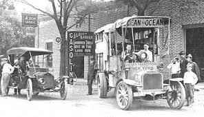 100 Truck Stops In Michigan 1911 San Francisco To New York Run In Albion