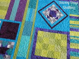 Easy Street Quilt — Snowy Days Quilting