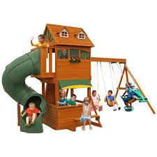 Cedar Summit Forest Hill Retreat Playset-F23180 - The Home Depot Backyard Discovery Dayton All Cedar Playset65014com The Home Depot Woodridge Ii Playset6815com Big Cedarbrook Wood Gym Set Toysrus Swing Traditional Kids Playset 5 Playground And Shenandoah Playset65413com Grand Towers Allcedar Playsets Amazoncom Kings Peak Monterey Playset6012com Wooden Skyfort
