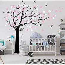chambre arbre amazon fr stickers arbre