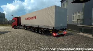 TMP - Schwarzmuller | ETS2 Mods | Euro Truck Simulator 2 Mods ... Renault Premium With Autoload V20 Farming Simulator Modification Cm Truck Beds At Tmp Innovate Daimler 00 Trailer Ets2 Oversize Load 2 R 12r 130 Euro Simulator Chemical Cistern Mods Youtube Speeding Freight Semi Truck With Made In Sweden Caption On The Jumbo Pack Man Fs15 V11 Cistern Chrome V12 Trailer Mod