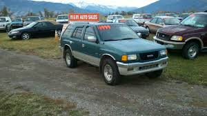 96 Isuzu Rodeo, Craigslist Denver Cars And Trucks For Sale By Owner ...