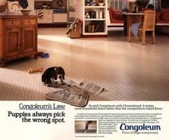 Congoleum Vinyl Flooring Care by History And Heritage U2013 Congoleum Com