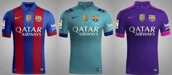 futurs maillots 2016 2017 fc barcelone jpg 600 264 maillot