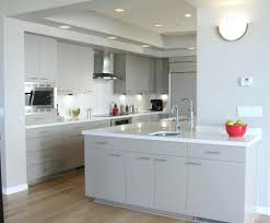 Kitchen Cabinet Laminate Storage Colors Cabinets Used Plastic Doors White Can You Paint Design Colour