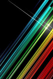 awesome color lines iphone wallpaper hd